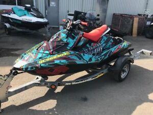 2017 Sea-Doo TRIXX 900 HO 2UP