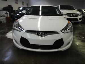 2013 Hyundai Veloster MINT CONDITION,BACK CAM,6 SPEED
