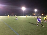 Friendly 8-a-side games at Southfields, SW London || Every week, new players needed!