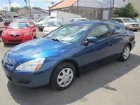 2005 Honda Accord Cpe (GARANTIE 2 ANS INCLUS) LX-G FINANCE MAISO