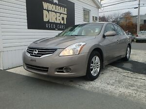 2011 Nissan Altima SEDAN SPECIAL EDITION 2.5S