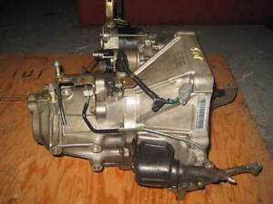 92 00 HONDA CIVIC 5SPEED TRANSMISSION JDM D15B CIVIC TRANS