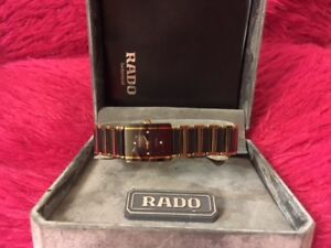 RADO Lady's Watch, excellent working condition, battery changed