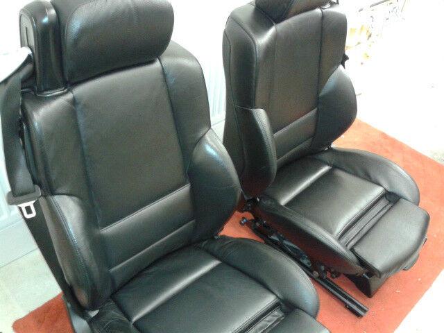 Bmw E46 Convertible Leather Interior Seats M3 M Sport SE United