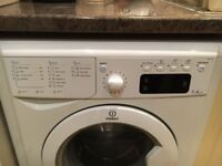 Washing Machine Indesit 3 yrs old perfect working order reason for sale moving 01795 229901