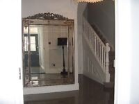 Clean and spacious double rooms to let
