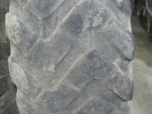 used tractor, loader, grader tires