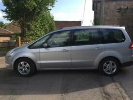 Ford Galaxy zetec moondust silver for sale ex taxi