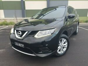 2016 Nissan X-Trail T32 ST 2WD Black 6 Speed Manual Wagon Blair Athol Port Adelaide Area Preview