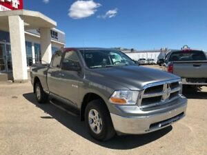 2009 Dodge Ram 1500 4x4 Quad Cab -LOCAL TRADE