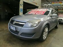 2006 Holden Astra AH MY06 CDX Grey 5 Speed Manual Wagon Mordialloc Kingston Area Preview