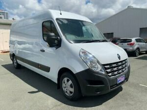 2014 Renault Master X62 LBW White Automatic Van Southport Gold Coast City Preview