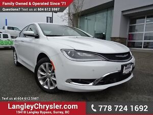 2016 Chrysler 200 C