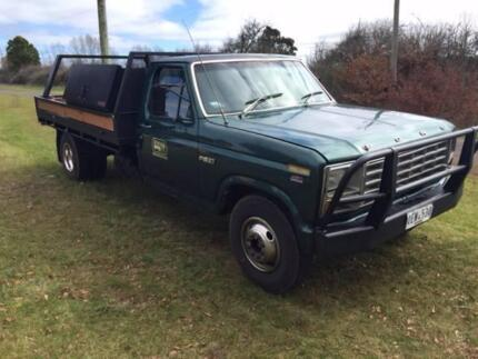 1981 Ford F350 Moorabool Area Preview