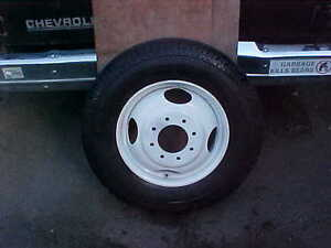 16.5 Chevy/GMC spare tire and wheel