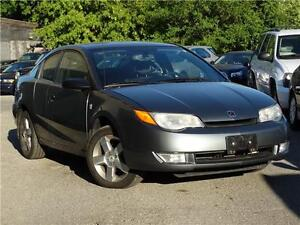 2007 Saturn Ion Quad Coupe Ion.3 Uplevel