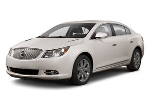 2012 Buick LaCrosse CRUISE CONTROL! VOICE RECOGNITION!