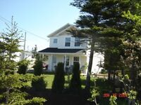 Oceanview, country home, 2 bdrm