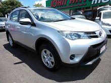 2014 Toyota RAV4 ASA44R GX (4x4) Silver 6 Speed Automatic Wagon Mount Gravatt Brisbane South East Preview