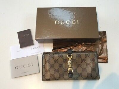 GUCCI 'Jackie' wallet