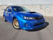2013 Subaru WRX MY13 RS40 (AWD) Blue 5 Speed Manual Sedan Belconnen Belconnen Area Preview