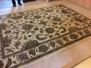 8x11 area rug - made in India
