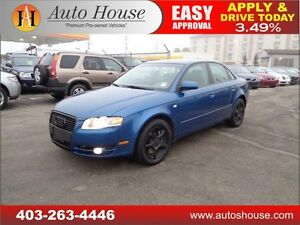 2007 Audi A4 2.0T TURBO 90 DAYS NO PAYMENTS!