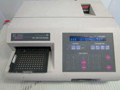 Biotek El340 Automatic Microplate Reader