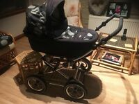 Babystyle prestige lux pram and buggy