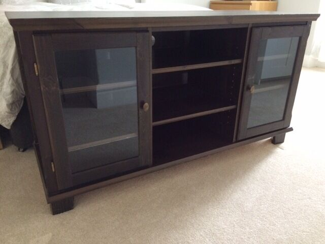 ikea markor tv cabinet in redland bristol gumtree. Black Bedroom Furniture Sets. Home Design Ideas