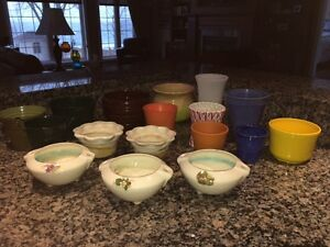 IKEA, etc. Gorgeous Plant Pot Lot - Just $20 for all!