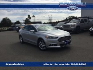 2014 Ford Fusion SE 202A Luxury Pkg Manual Shift Leather