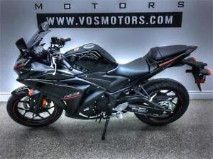 2018 Yamaha YZF-R3JB - V3314NP - No Payments For 1 Year**