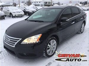 Nissan Sentra SL Navigation Cuir Toit Ouvrant MAGS 2013