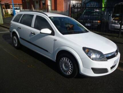 2006 Holden Astra Wagon New Town Hobart City Preview