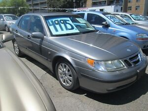 2002 Saab 9-5 Linear - ONLY 113,000 KLM'S.!