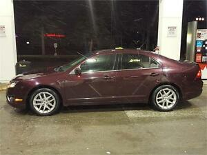 2011 FORD FUSION SEL AWD LUXURY SEDAN...NICEST IN TOWN!