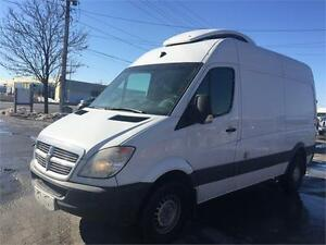 2007 Dodge Sprinter 2500 - Reefer - Diesel