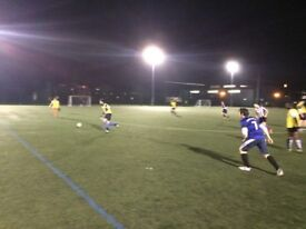 Friendly football games in Southfields/Earlsfield every week. New players needed for the group!