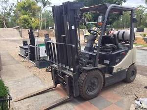 Forklift - Crown 2008 Gas Loganholme Logan Area Preview