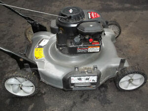 Tondeuse MTD PRO Briggs and Stratton 5.0 HP tuned-up