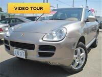 2005 Porsche Cayenne S  • 136,000 KM • | AWD | LEATHER | SUNROOF