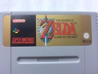 The Legend Of Zelda A Link To The Past SNES PAL UK (Very good condition)