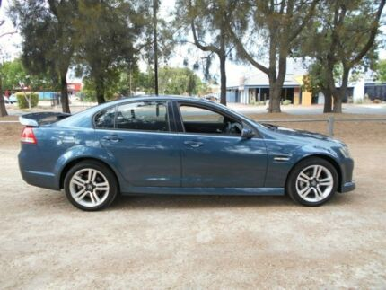 2008 Holden Commodore VE SV6 Grey 6 Speed Manual Sedan Beverley Charles Sturt Area Preview