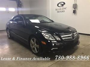 2011 Mercedes Benz E350 Coupe, only34367km, MINT
