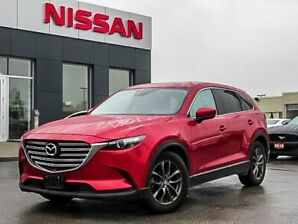 2017 Mazda CX-9 GT AWD|CLEAN CARFAX|NAVI|LEATHER|HTD SEATS