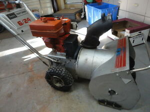 Snowblowers - Craftman 6-24 and Craftsman 5-23