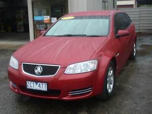 """2012 SERIES 2 HOLDEN COMMODORE WAGON """"ONLY"""" $15990 Lake Wendouree Ballarat City Preview"""