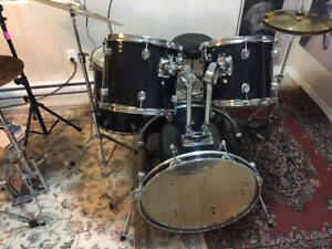 Network Drum set, Like New, for sale!