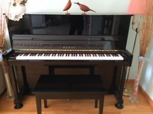 KAWAI UPRIGHT PIANO - MINT CONDITION!